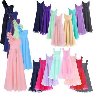 Kids-Princess-Dress-Wedding-Bridesmaid-Party-Formal-Prom-for-Flower-Girl-Dress