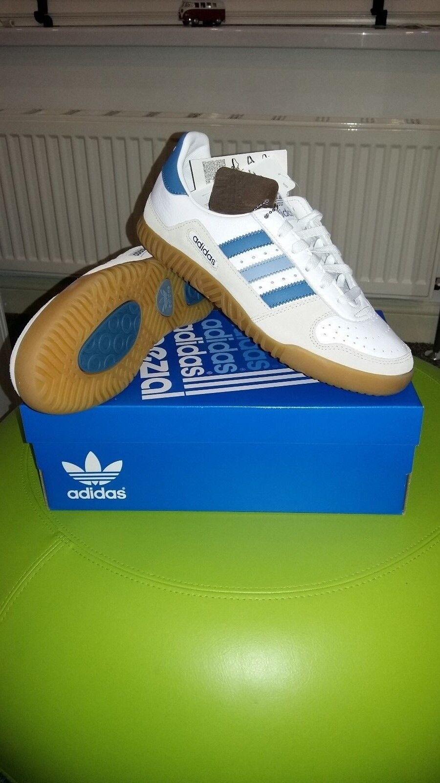 Originals.. adidas  Indoor spzl ... Retro Entrenadores Comp Reino Unido 42 euros