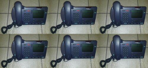 Business Phone Sets & Handsets Lot of 8 Nortel i2004 business IP ...