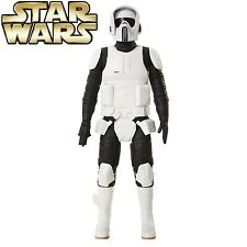 Deluxe Imperial Biker Scout 1:4 Replica Star Wars Statue / Figur Big-Sized