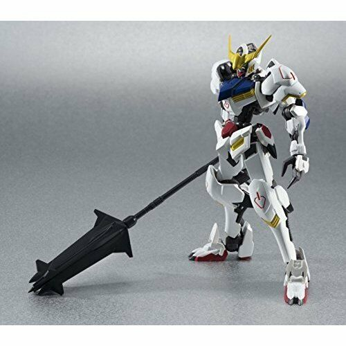 Bandai Robot Spirits Mobile Suit Gundam Barbatos Figura De Acción