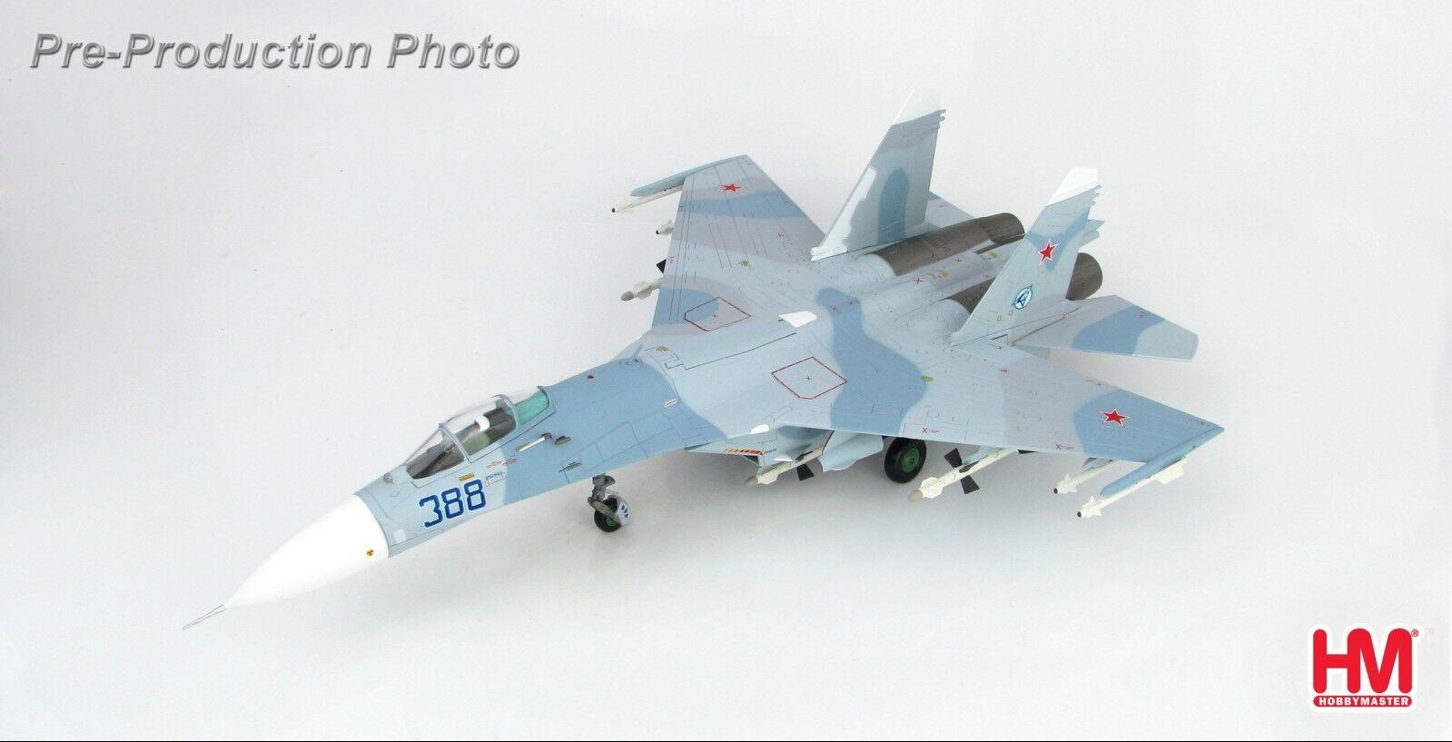 Sukhoi Su-27 Flanker  388 Viktor Pugachev Paris Le Bourget Hobby Master HA6003