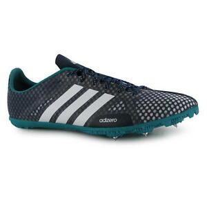 sports shoes 103d0 39b6b adidas Adizero Ambition Uomo CHIODI CORSA UK 9.5 US 10 EU 44 4075