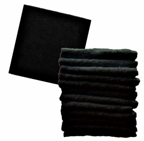100/% Egyptian Cotton 500 GSM Face Hand Cloth Towels Flannel 2 3 6 Packs