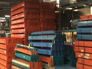 Industrial Shelving - Pallet Racking - Guardrail - Mezzanine - Cantilever - Wire Partition Brantford Ontario Preview