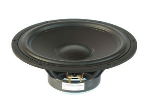 """COPPIA Scan Speak - 26W/8534G00 - Woofer 8 Ohm 10"""" - Serie Discovery"""