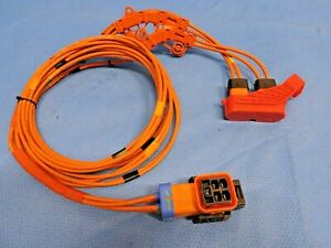 Tesla-Modelo-3-GEN3-Hv-Auxiliar-Tunel-Cableado-Arnes-Charge-Puerto-Cable-Montaje