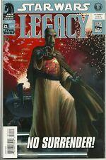 Star Wars Legacy #21 Dark Horse Comics
