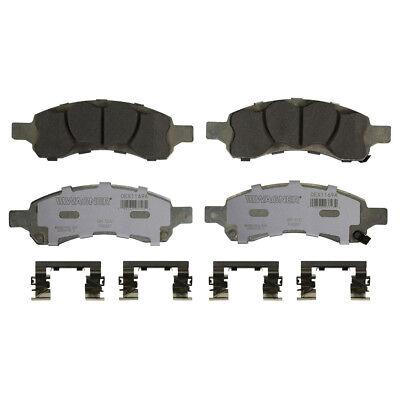 Wagner ZD1595 Frt Ceramic Brake Pads