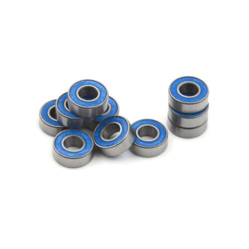 10pcs 5116 5x11x4mm Replacement Precision Ball Bearings MR115-2RCHW P*CA