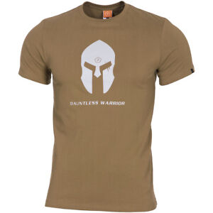 Image is loading Pentagon-Ageron-T-Shirt-Spartan-Helmet-Tactical-Military- 0d5fdbf3e65