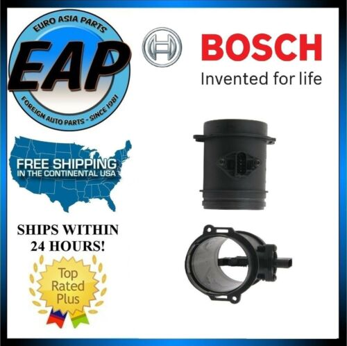 For BMW 545I 645CI 745LI 745I X5 4.4L 4.8L Mass Air Flow Sensor NEW