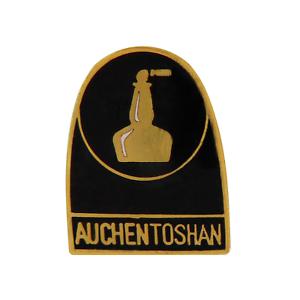 Auchentoshan Whisky Distillery Clydebank Scotland Pin Badge