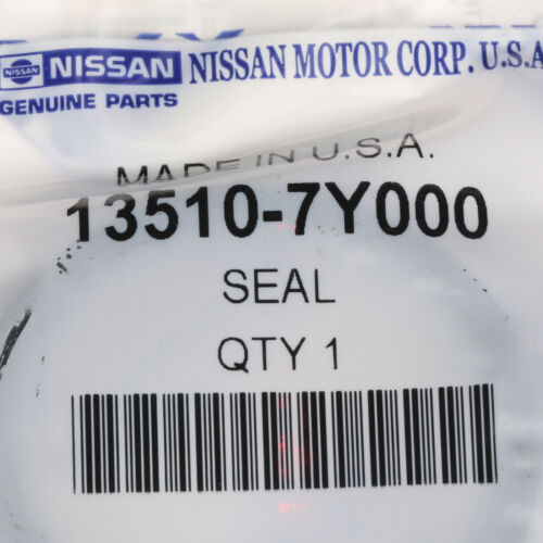 Nissan Altima Frontier Maxima Xterra NV Front Cover Crankshaft Seal OEM NEW