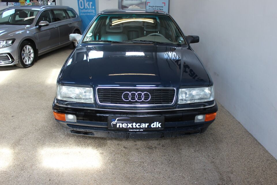 Audi V8 4,2 quattro aut. Benzin 4x4 4x4 aut. Automatgear