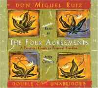 The Four Agreements: A Practical Guide To Personal By Miguel Ruiz (audio Cd) .