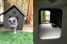 K & H 3993 OUTDOOR HEATED KITTY HOUSE KH 3993 OUTDOOR HEATED CAT HOUSE CAT BED
