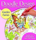 Doodle Designs Garden Fairies - FSC by Holland Publishing PLC (Paperback, 2009)