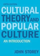 Cultural Theory and Popular Culture