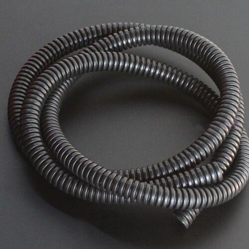10/' Feet 28MM Width Split Loom Wire Cable Flexible Tubing Conduit Hose Car Sales
