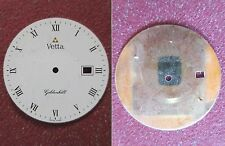 quadrante orologio wyler vetta 30,5 dial old wrist watch for parts zifferblatt
