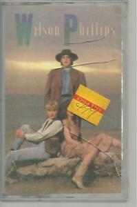 Wilson-Phillips-ST-Cassette-Tape-Tested-Look-at-Scans-Free-amp-Fast-SnH-Best-Deal