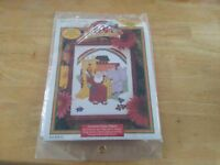 Nip The Beginners Bible Noah And The Animals Counted Cross Stitch 43002