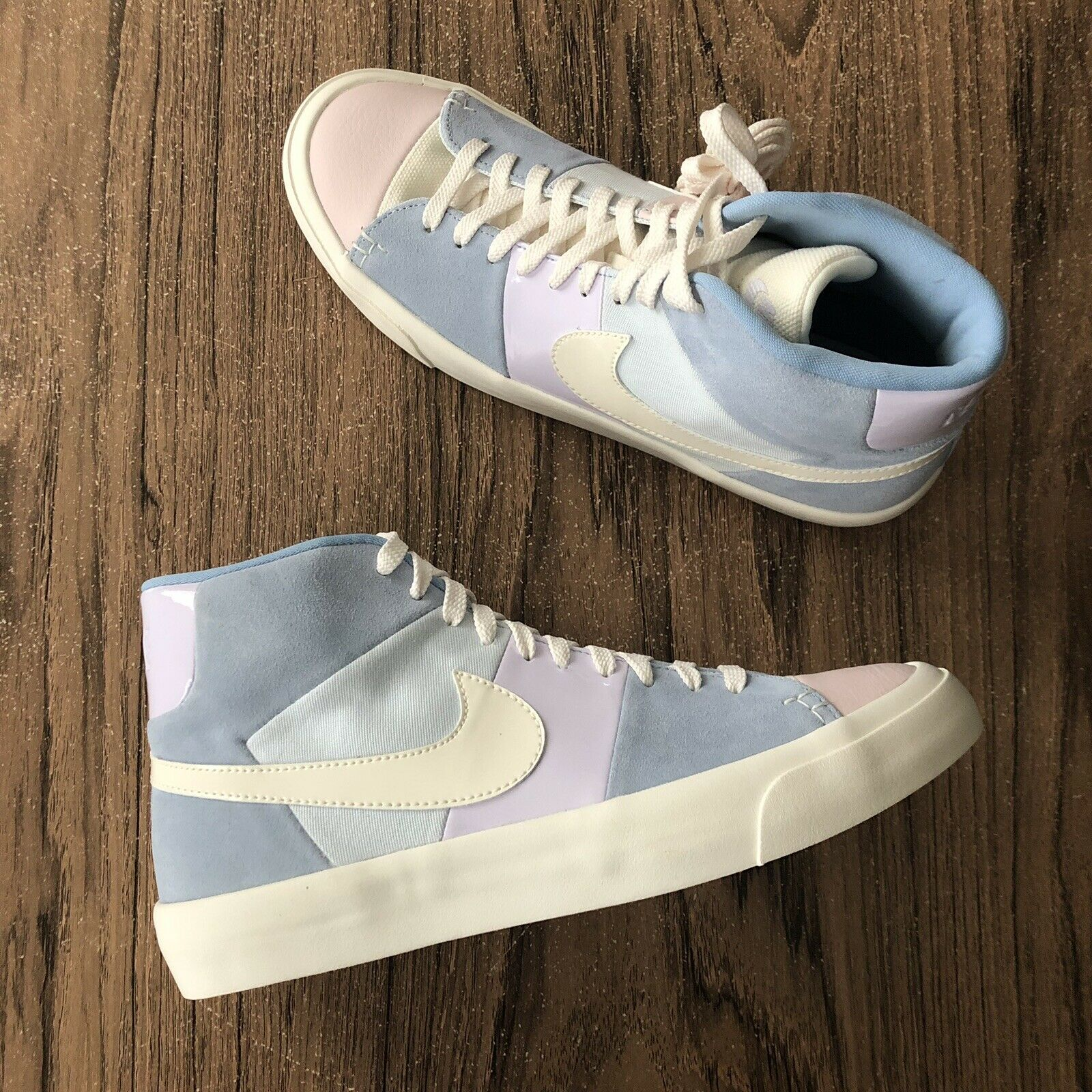 A1106G Nike Blazer Royal Easter QS AO2368-600 Size 9.5 NEW