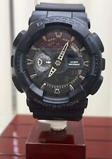 CASIO G-SHOCK MENS HYPER COMPLEX SPORTS WATCH - GA-110C. WR 200m RRP £115(p161