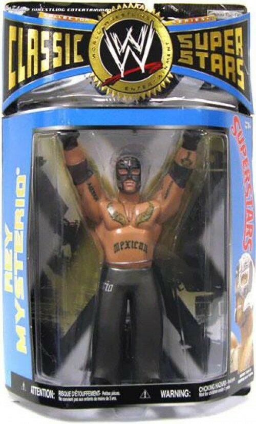 WWE Wrestling Classic Superstars Series 28 Rey Mysterio Action Figure