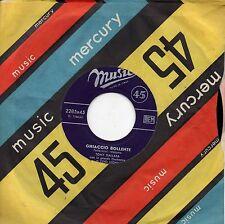TONY DALLARA disco 45 giri MADE in ITALY Ti diro + My Tennessee