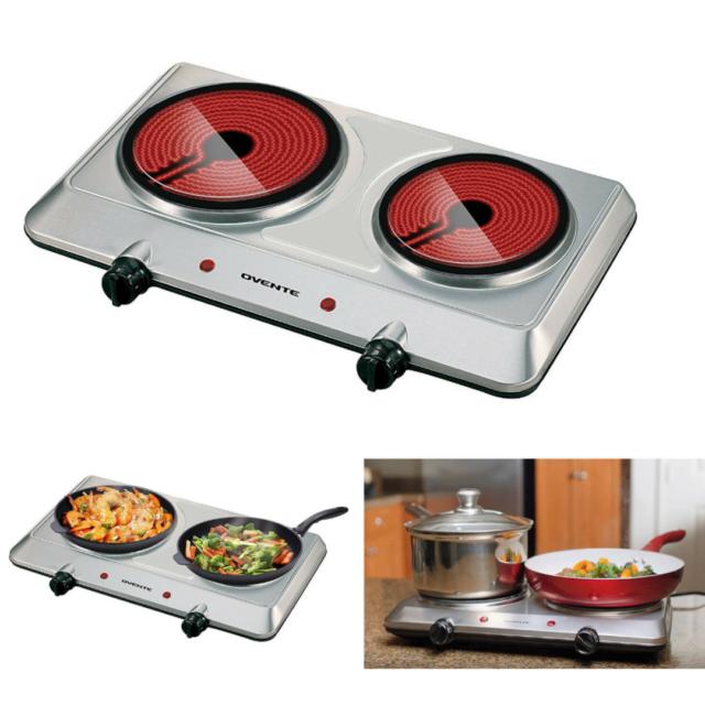 Portable Ceramic Infrared Cooktop