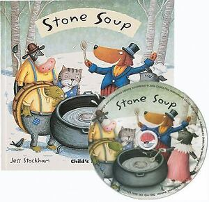 Stone Soup (Flip Up Fairy Tales)