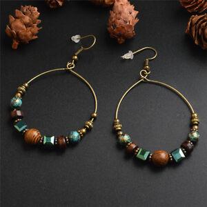Bohemia-Drop-Dangle-Earrings-Ethnic-Big-Circle-Crystal-Beads-Ear-Stud-Jewlery-ZS