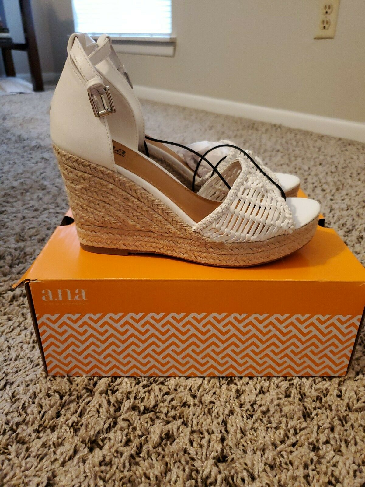 Ana a new approach shoe Size 7M