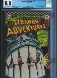 CGC-8-0-STRANGE-ADVENTURES-187-O-W-TO-WHITE-PAGES-1ST-APPEARANCE-ENCHANTRESS