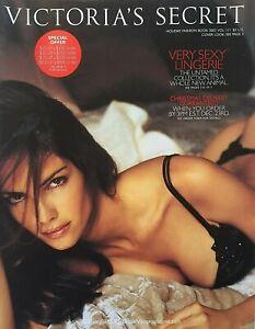 EUGENIA-SILVA-Holiday-Fashion-Book-2002-VICTORIA-039-S-SECRET-Lingerie-Catalog