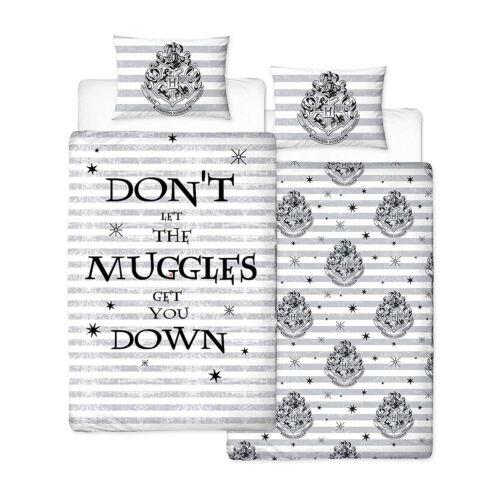 Harry Potter sort Unique Housse De Couette ne laissez pas Muggles get you down