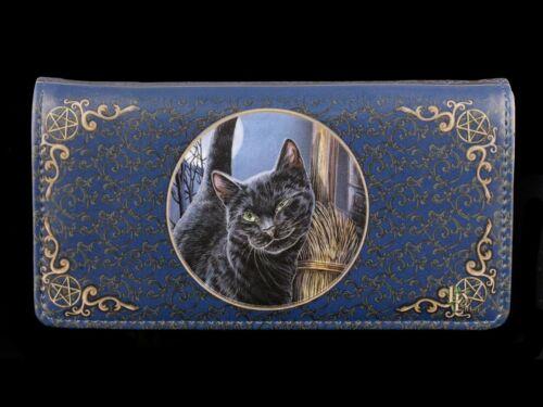 geprägt Lisa Parker Geldbeutel A Brush with Magic Geldbörse mit Katze