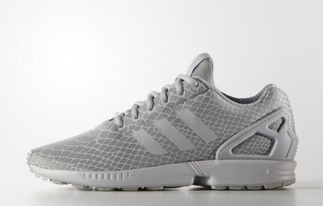 purchase cheap ce3cf 8b635 Sneakers AF6389 Zapatillas Adidas Zx Flux Techfit Gris Hombre