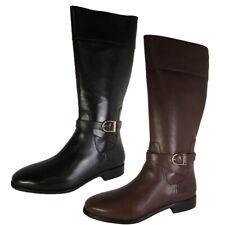 Cole Haan Women/'s Catskills Tall Riding Boot Chestnut Brown