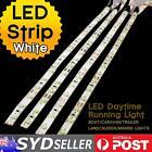 4x 50cm 30 LED Strips Light 3528 SMD Bulbs White Car Caravan Van Camping DC 12V