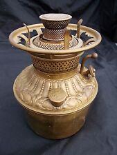 Antique Juno Oil Lamp Font