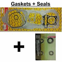 Complete Long Case Gy6 150cc Gasket Set & Seal Kit Scooter Moped Go Kart Quad