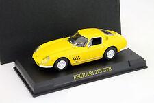 Ferrari 275 GTB Baujahr 1964 gelb 1:43 Ixo Altaya