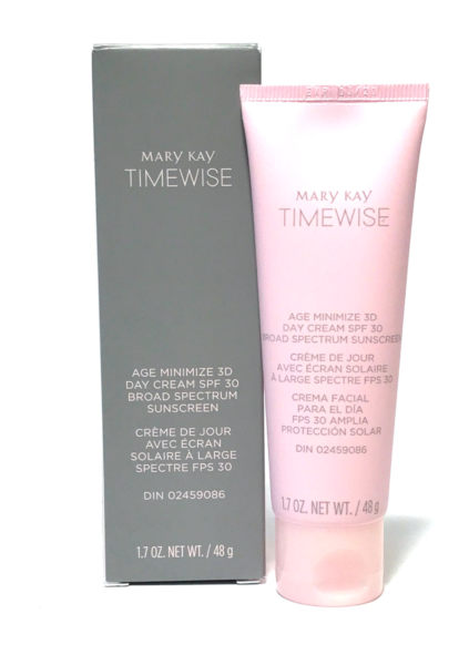 Mary Kay Anti Aging: Mary Kay TimeWise Age Minimize 3d Day Cream Normal To Dry