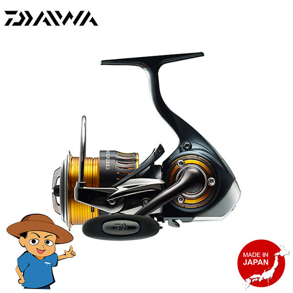 2c44df8c28d Daiwa Certate 4000 Spinning Fishing Reel Made in Japan for sale ...