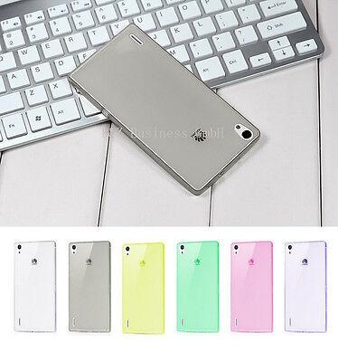 Schutzhülle Tasche Case iPhone HTC Huawei Ascend P6 P7 Samsung Galaxy Note 4 S5