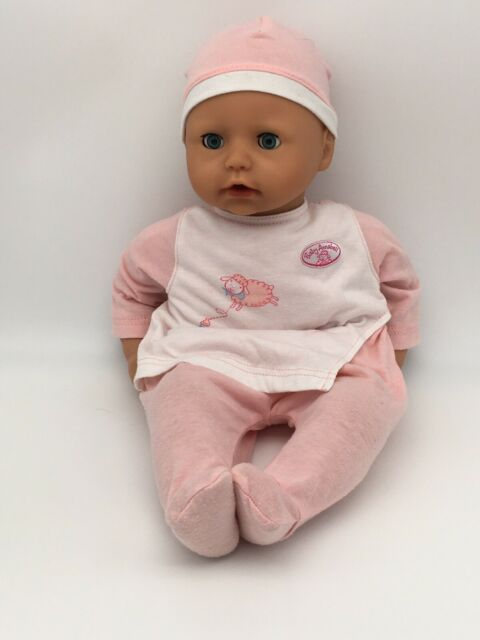 Zapf Creation 793411 Baby Annabell Doll for sale online | eBay