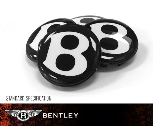 BENTLEY bentayga gt gtc black center caps cap 3W0601170 4W0601170 4W0601159